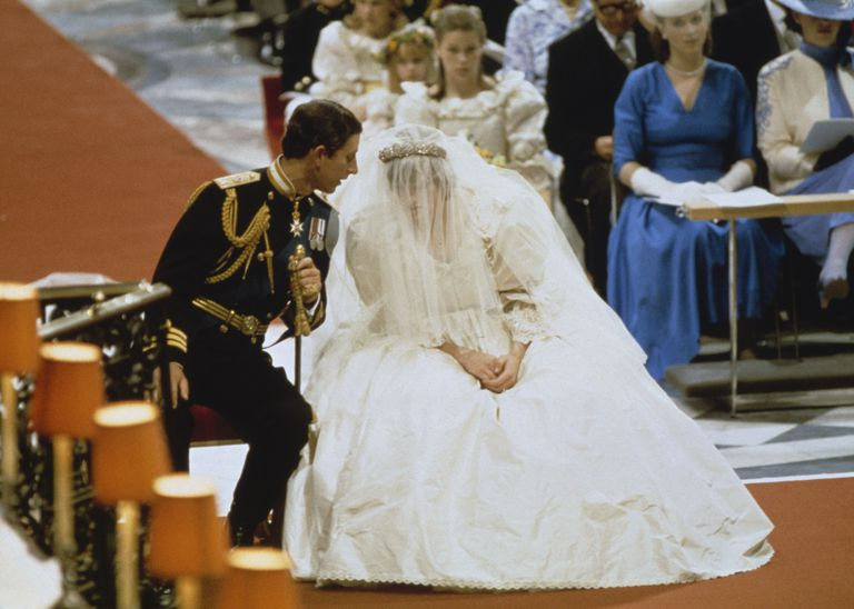 Prince Charles And Lady Diana Wedding