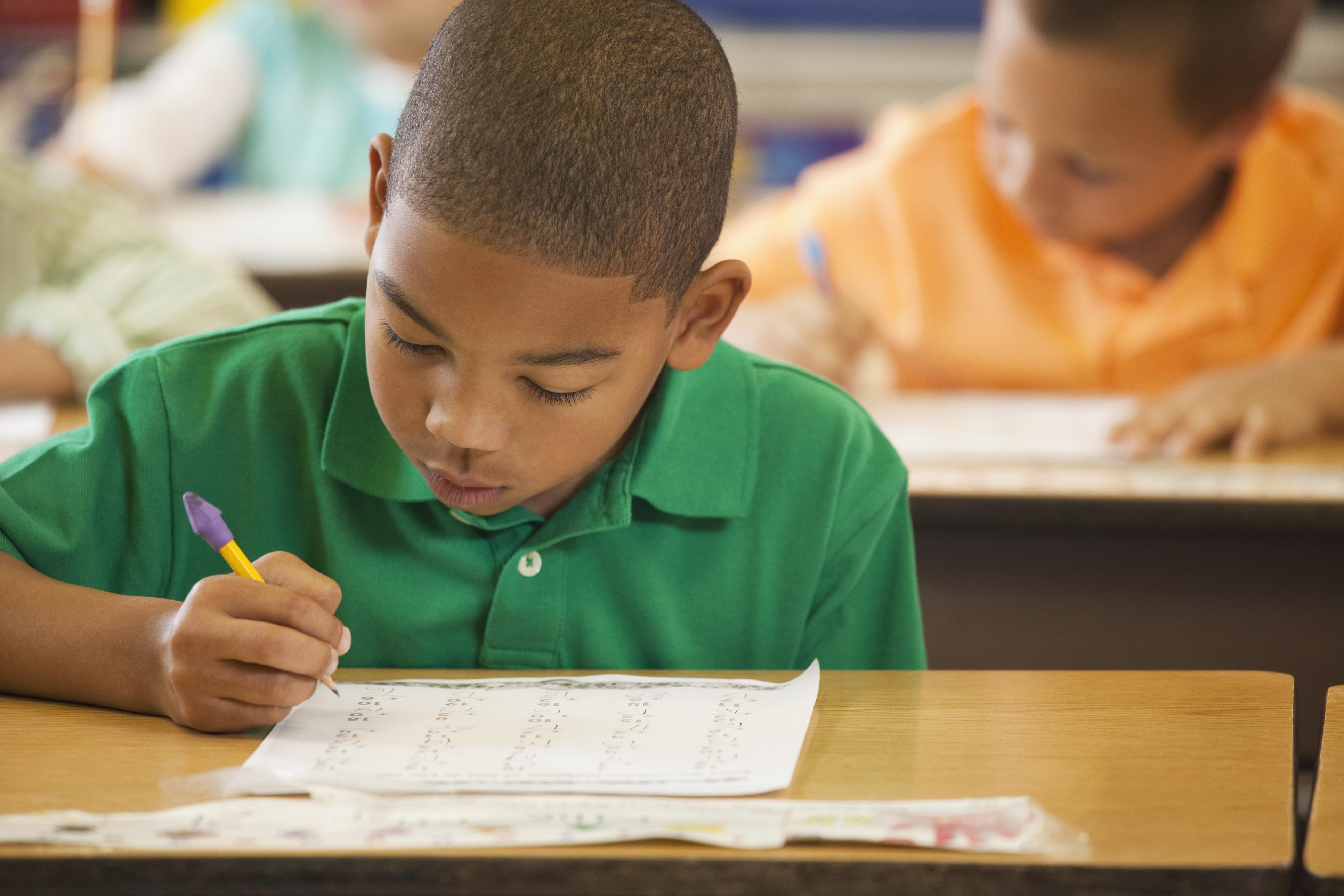 School Kid Test Answers