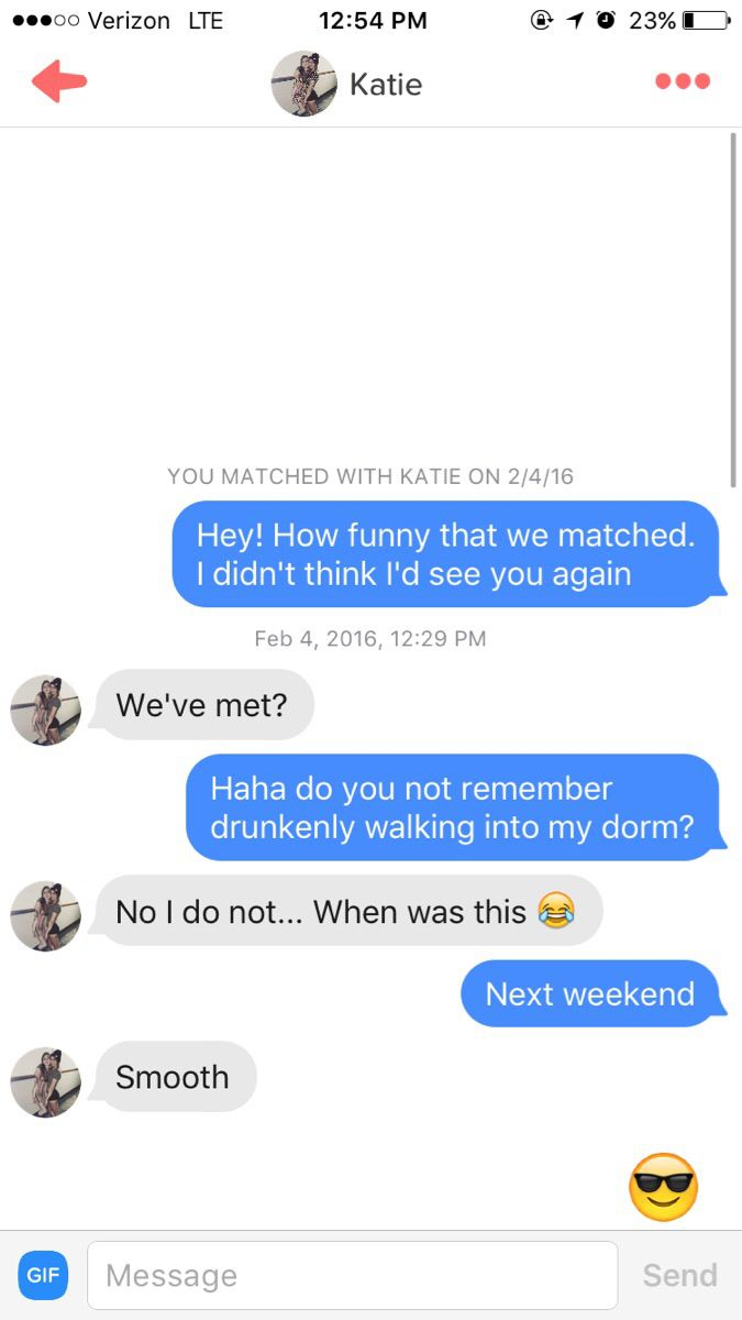 Went back to tinder girls house to fuck - 4 6
