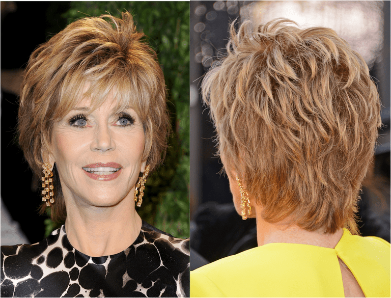 Here\'s a Plethora of Haircuts That Look Great on Older Women