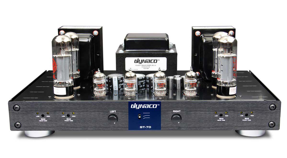 Dynaco ST-70 Series 3 35-Watt-per-Channel Vacuum Tube Power Amp