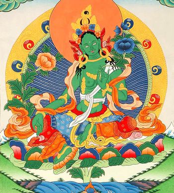 Quan Yin Meaning and Use in Feng Shui