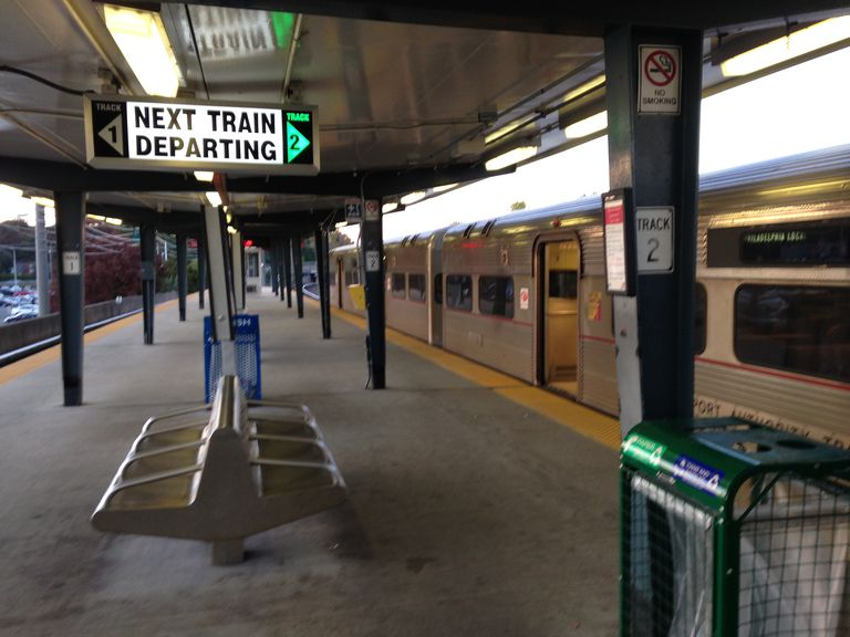 PATCO Lindenwold Station