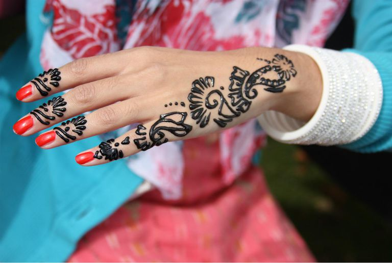 Henna Tattoo How Long Does It Last : The dangers of black henna tattoos