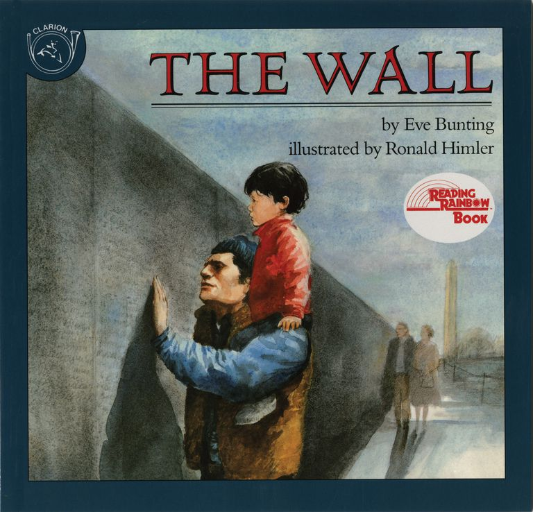 The Wall by Eve Bunting - Picture Book Cover