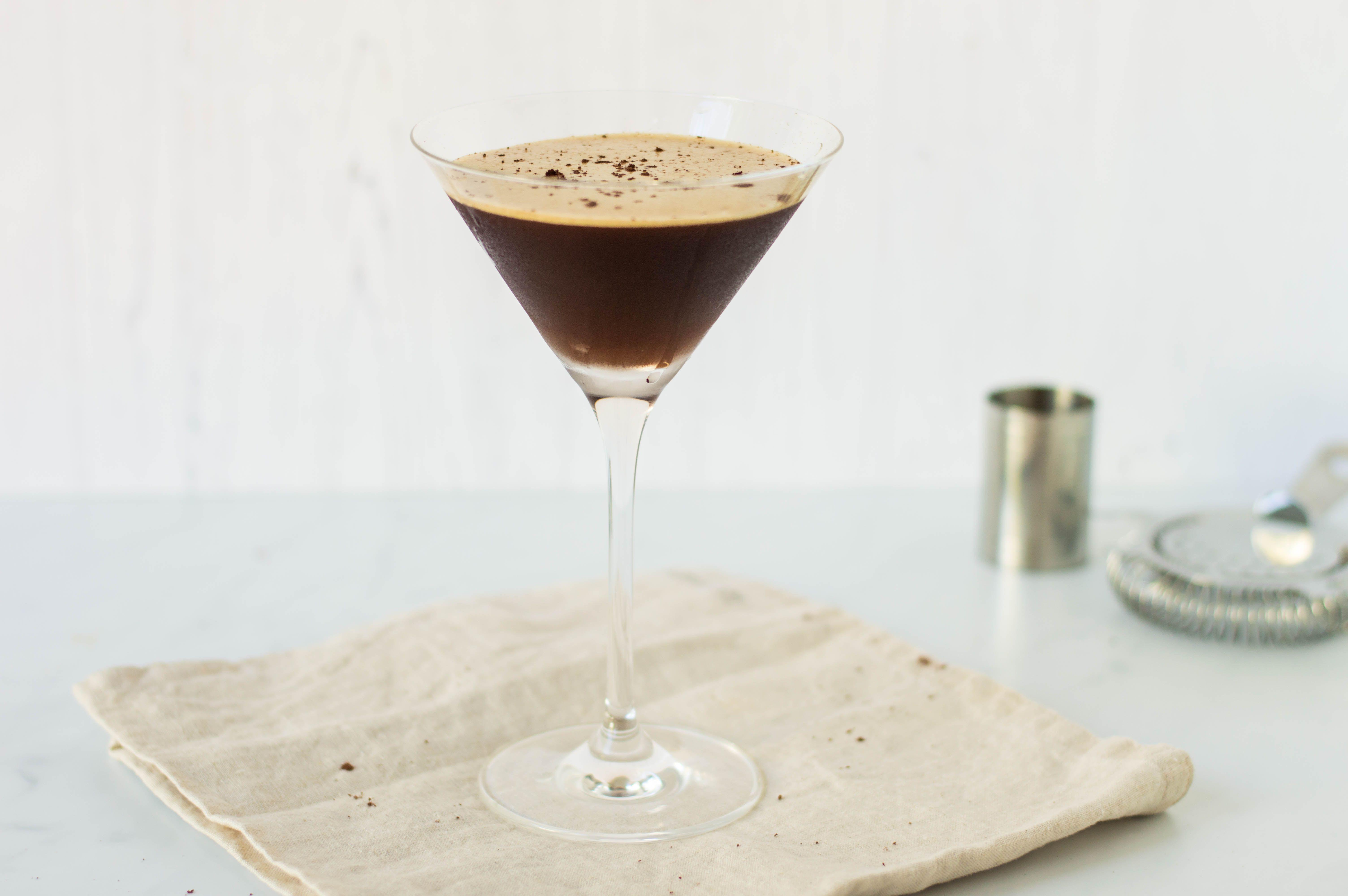Easy Espresso Martini Recipe With Vodka