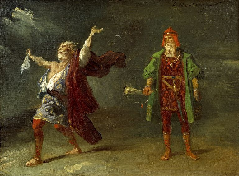 The Madness of King Lear