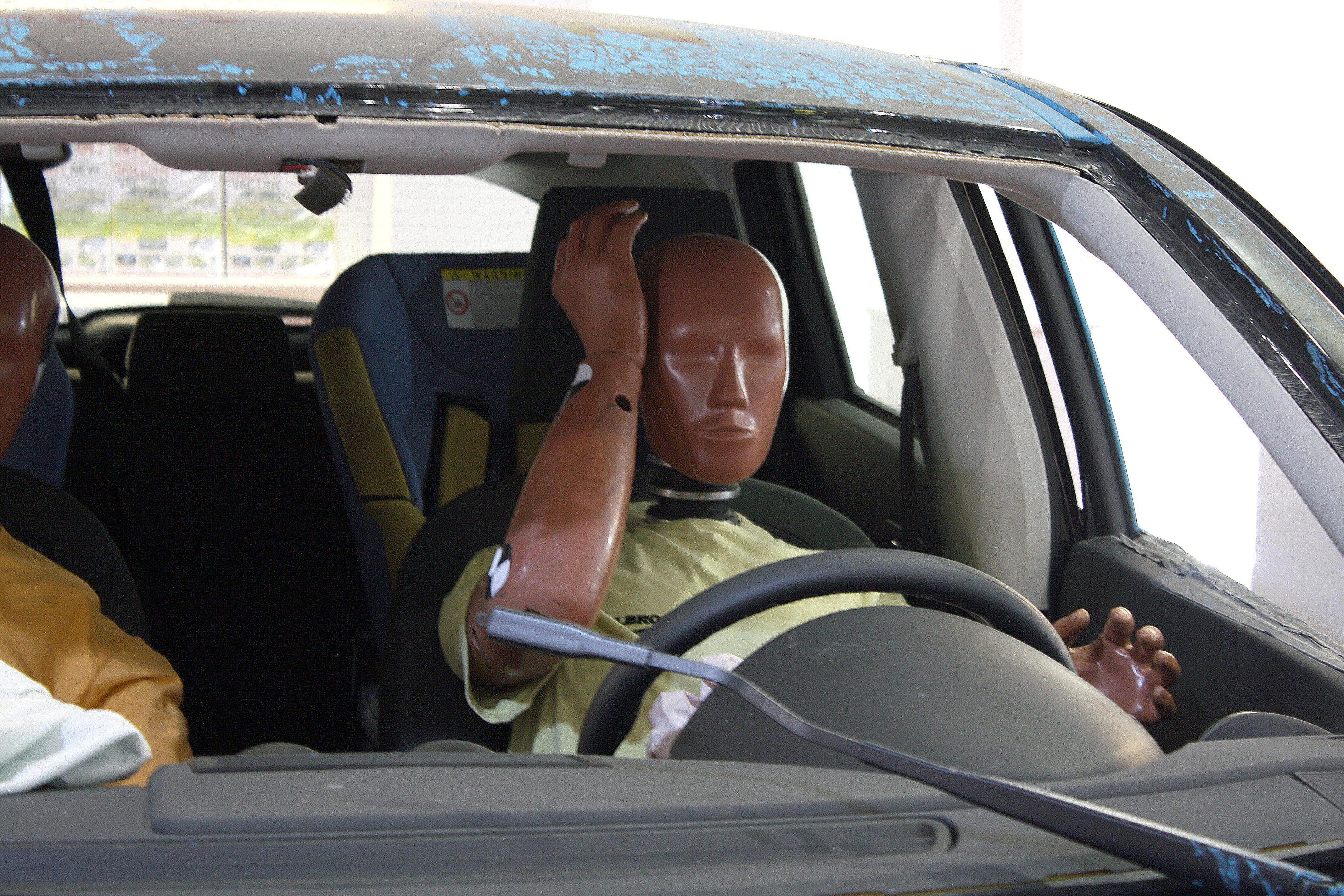 Nhtsa Car Seat After Crash
