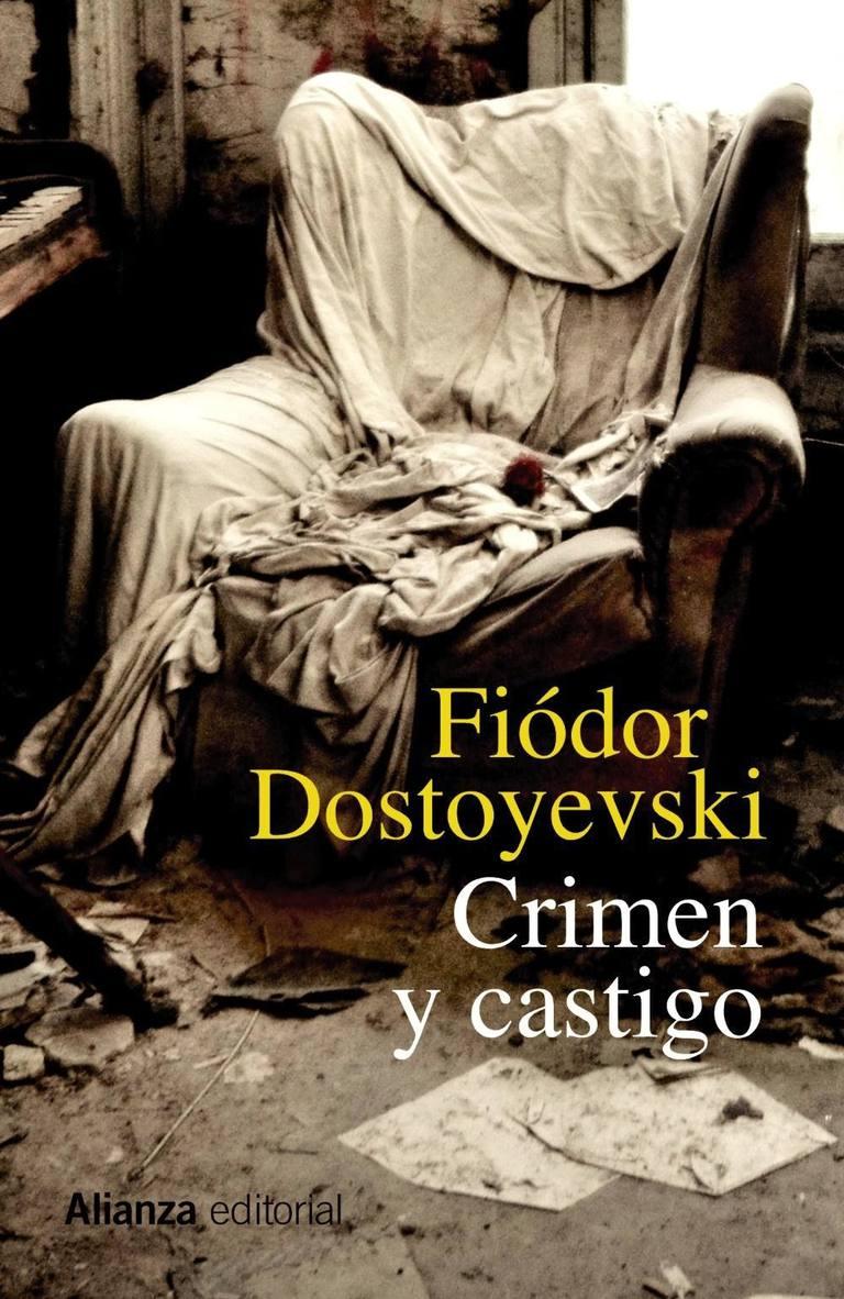 Crimen y castigo de Fiodor Dostoyevski