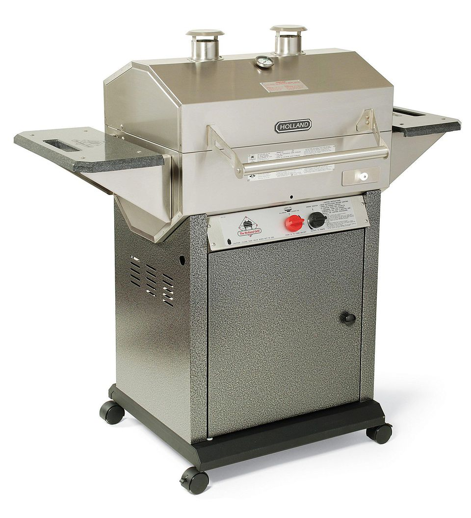 The Holland Grill Apex Model# BH421SS5