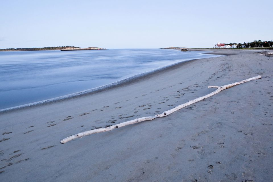 What State Is The Longest Beach In The United States