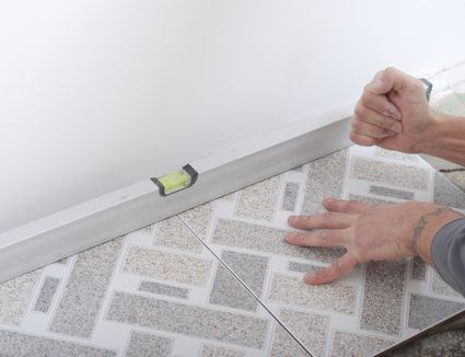 Adhesive Tile Mats Replace Thinset Simplemat