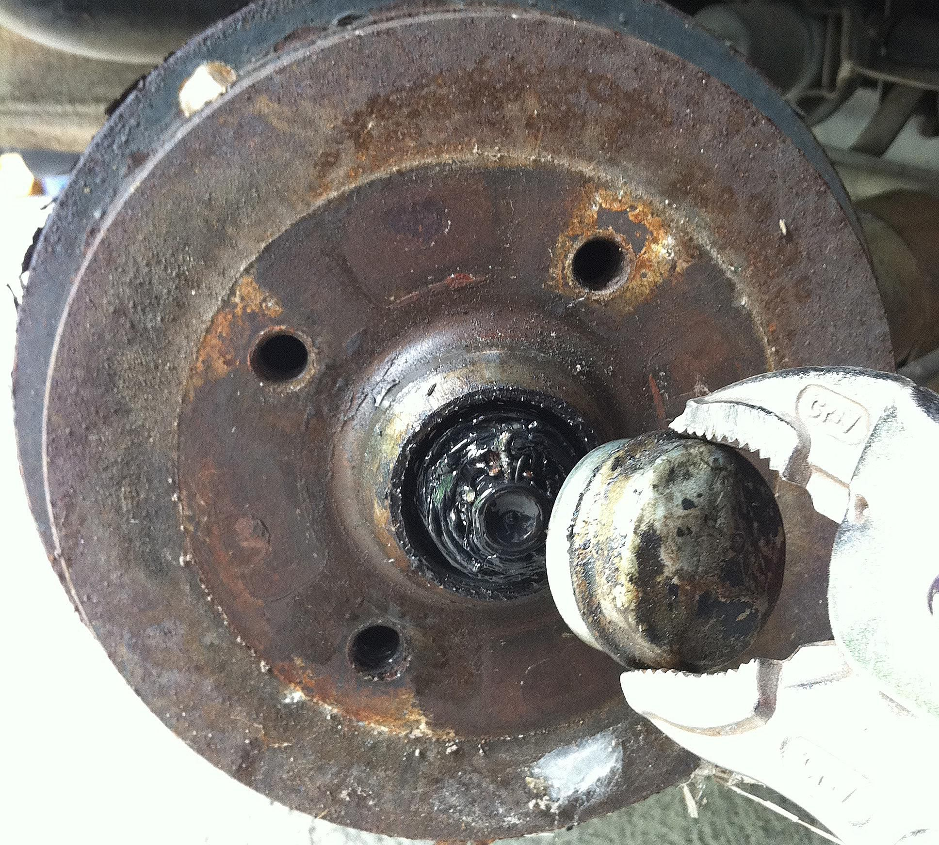 What Is A Wheel Bearing Diagnosing A Wheel Bearing Noise: Repack Or Change Wheel Bearings And Diagnose Problems