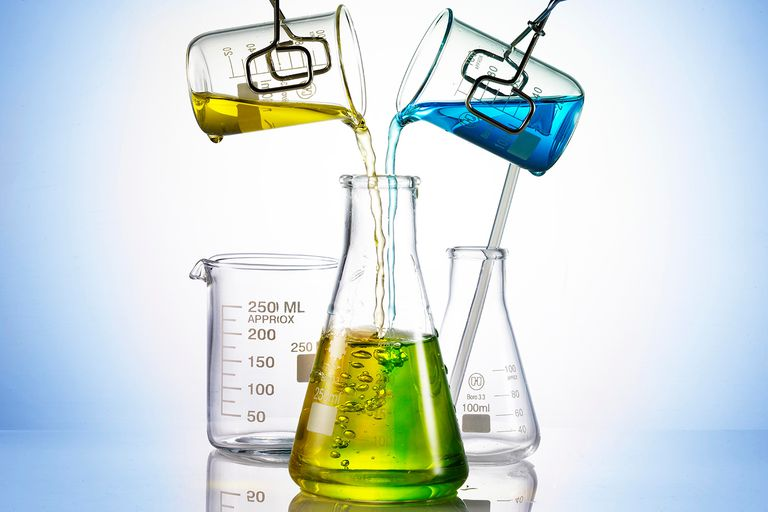 Chemical equilibrium examples everyday life