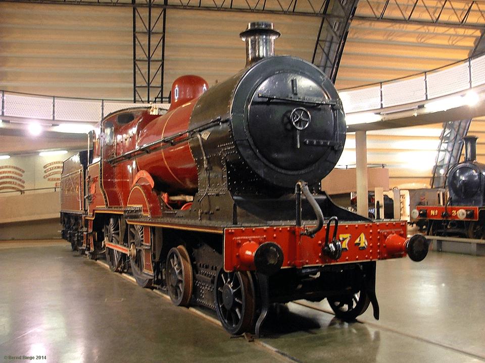 Steam Power for Northern Ireland
