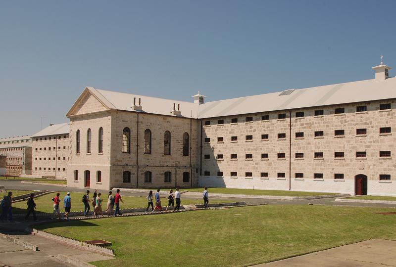 Fremantle Prison, copyright Tourism Western Australia
