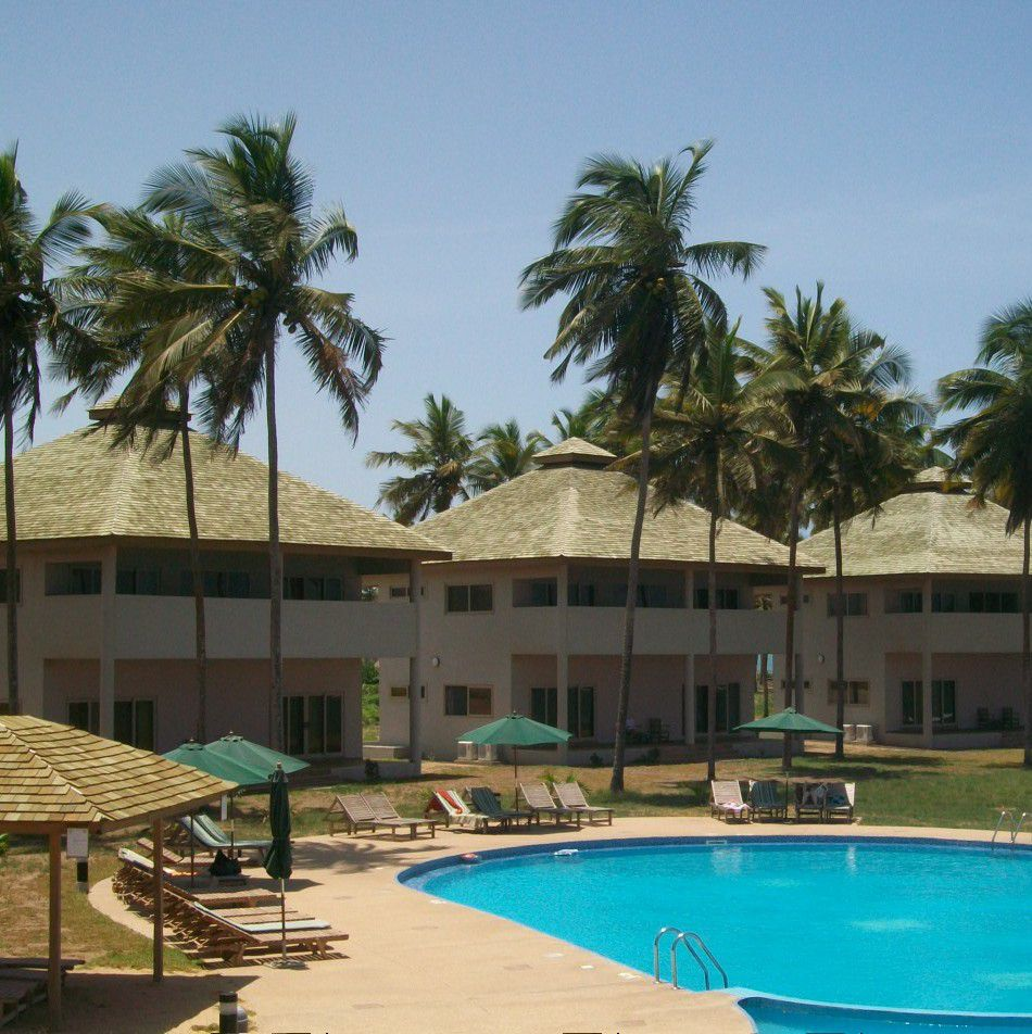 budget and mid range hotels in ghana
