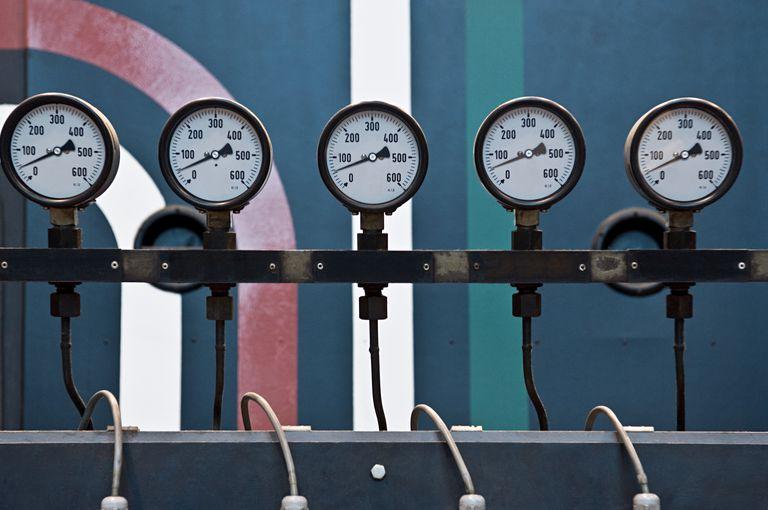 Pressure indicators