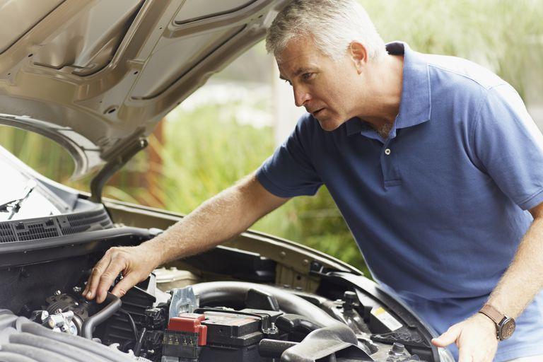 car troublsehooting DIY