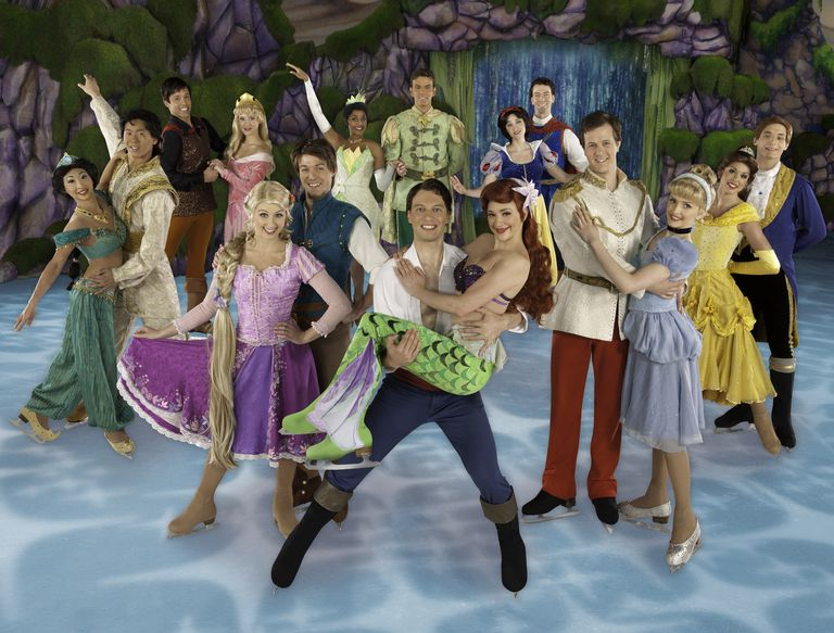 Audition for Disney On Ice!