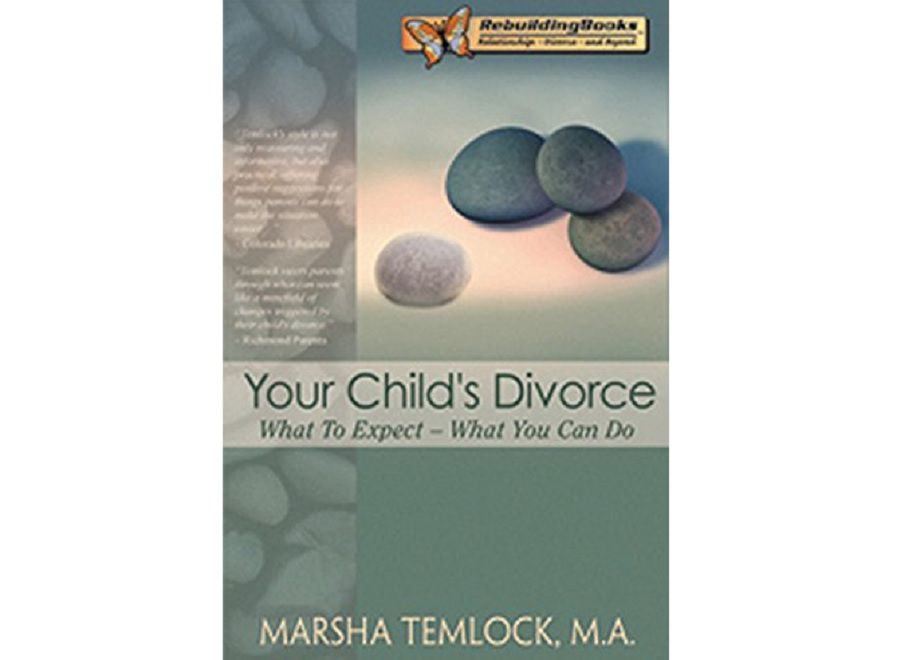 book about surviving the divorce of a child