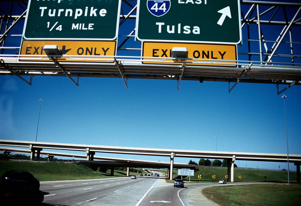 Oklahoma City Highways