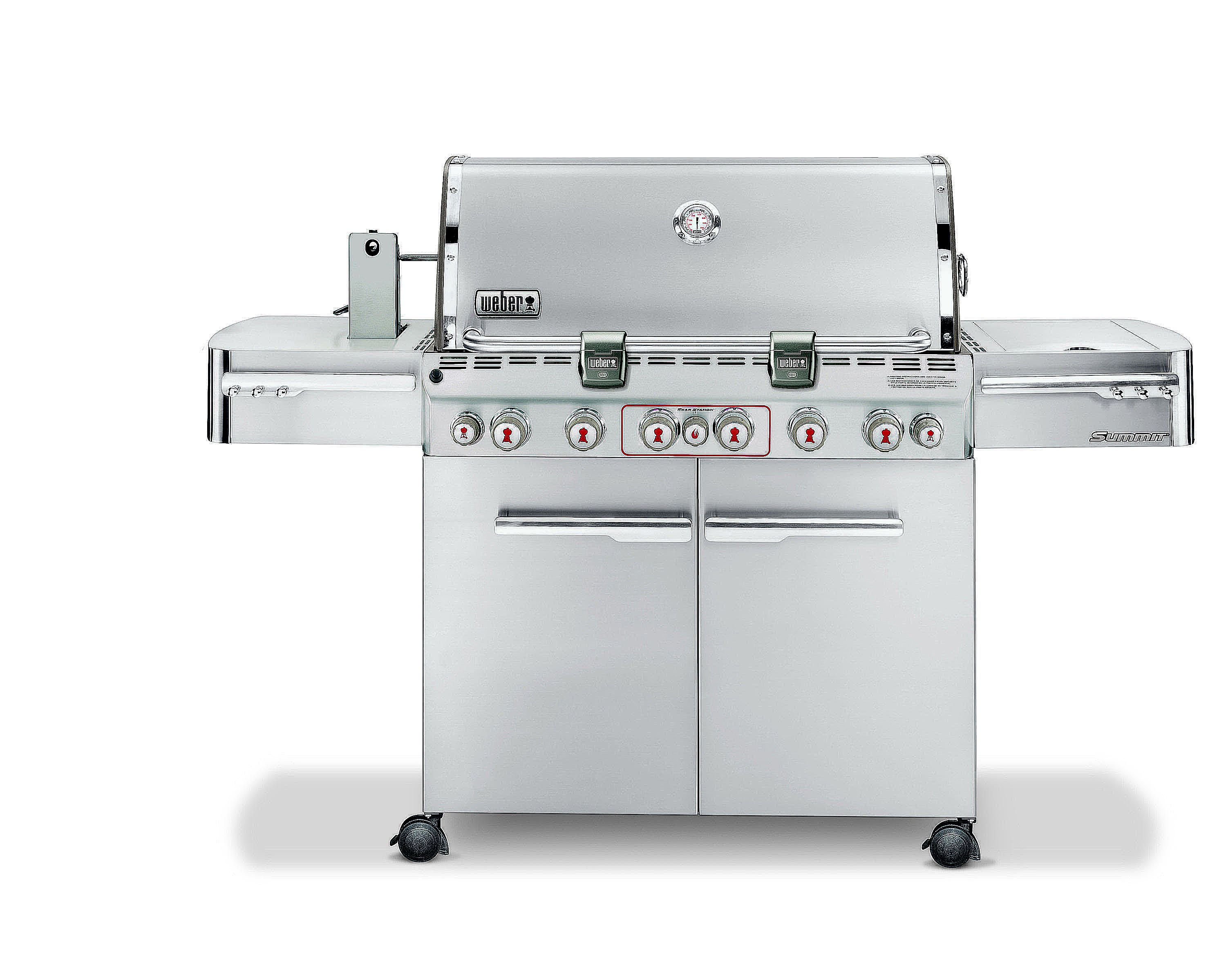 weber summit s 670 gas grill review. Black Bedroom Furniture Sets. Home Design Ideas