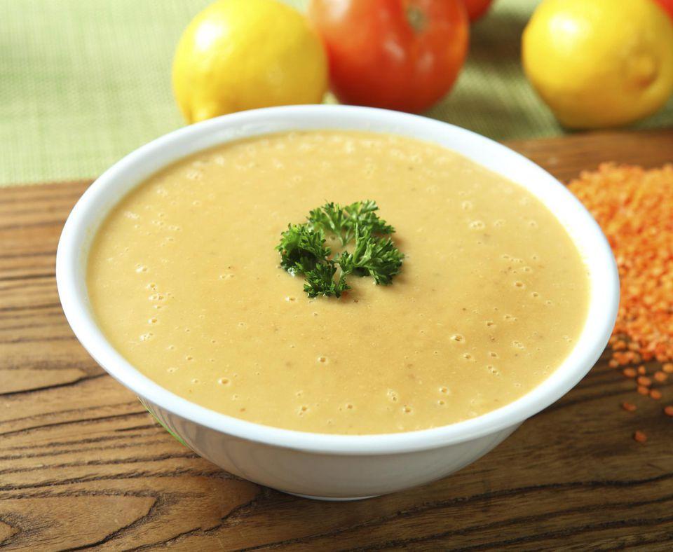 Lemon Soup