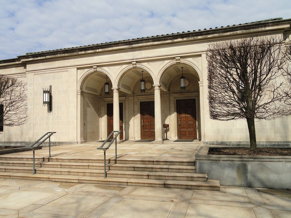 Frick Art & Historical Center, 7227 Reynolds Street, Pittsburgh, Pennsylvania, USA.