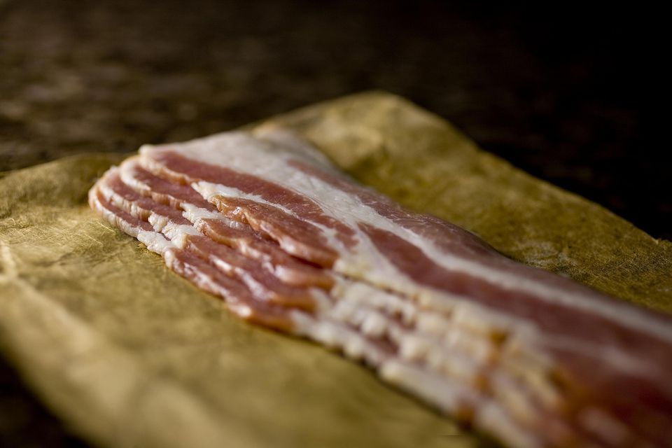 uncured bacon