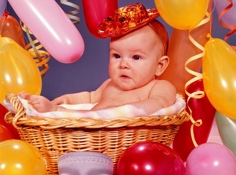 New Years Day Baby