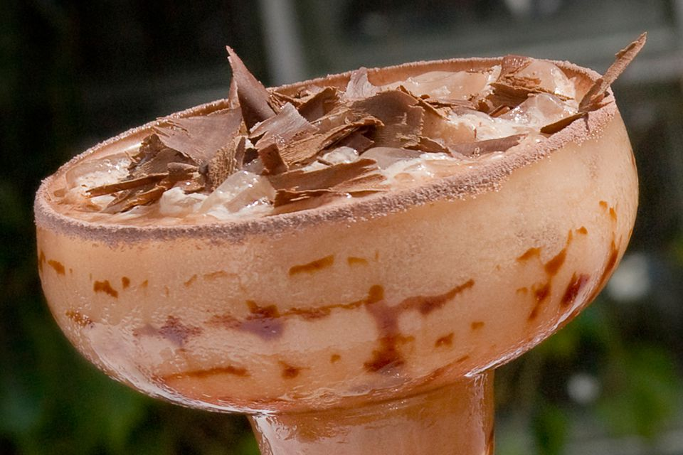 Colleen Graham's Chocolate Margarita Cocktail
