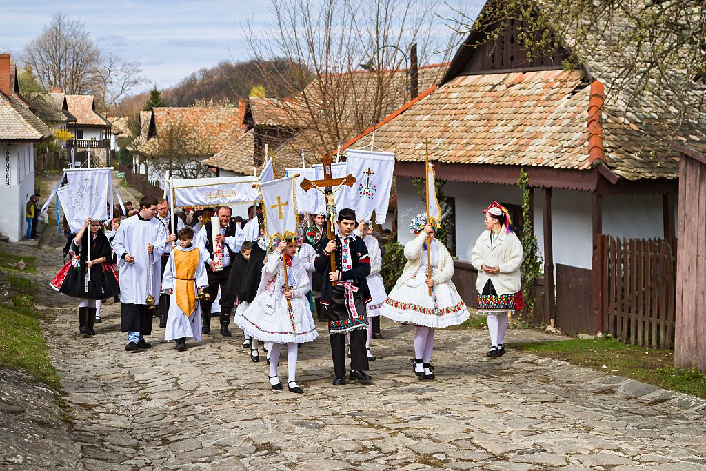 Easter Traditions And Celebrations In Hungary