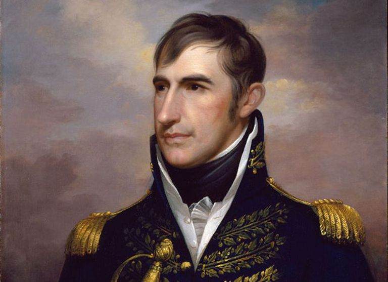 William Henry Harrison during the War of 1812