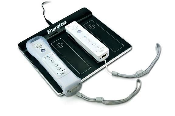 Energizer Flat Panel 4X Induction Charging System