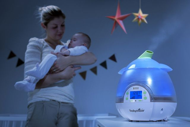 Nursery Humidifier