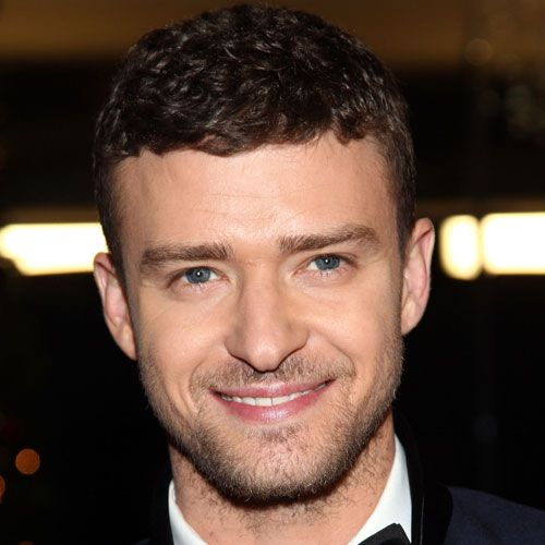 Photo gallery of male face shapes for hairstyles for Justin timberlake tattoos removed