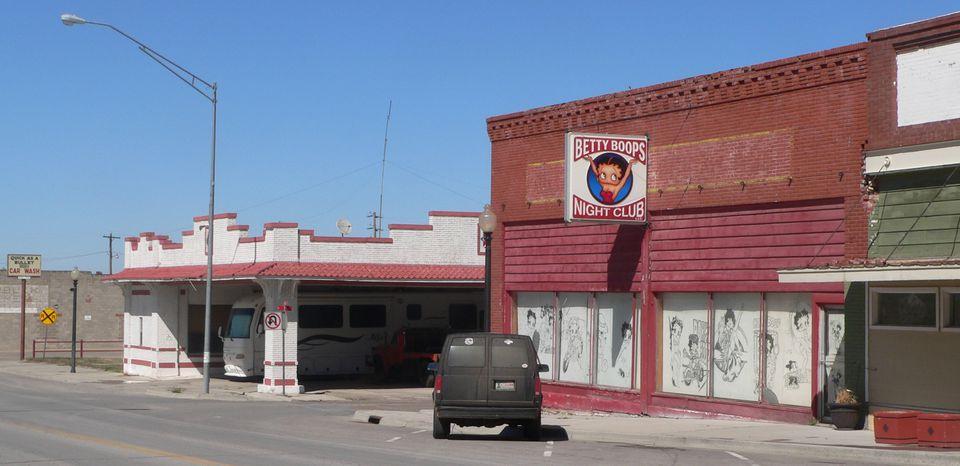 Betty Boop's Nightclub