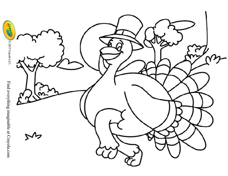 thanksgiving coloring pages from crayola - Crayola Coloring Pages