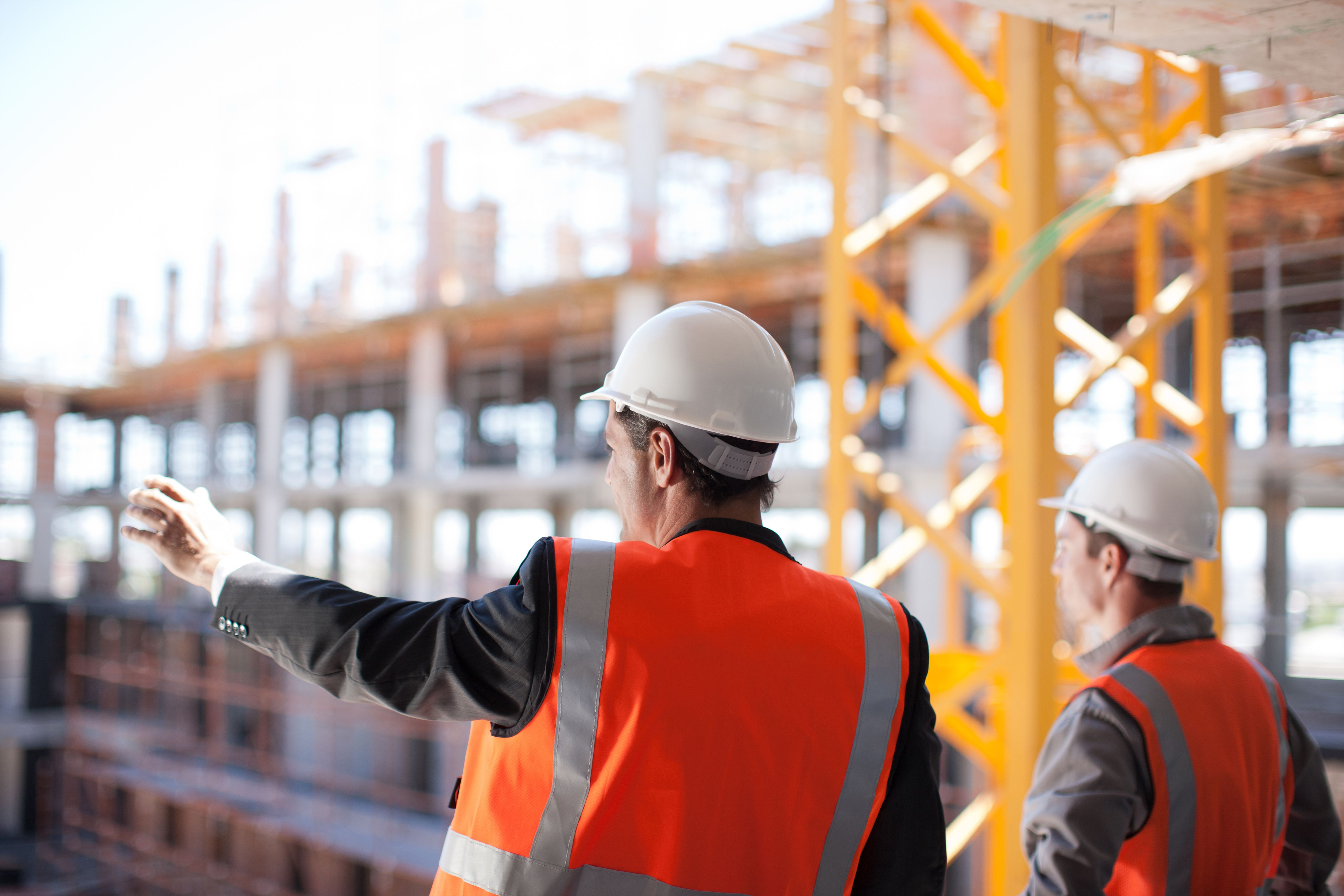 safety of workers at construction site An increase in construction work creates additional scenarios in which workers  could be injured or killed but experts say a corresponding.
