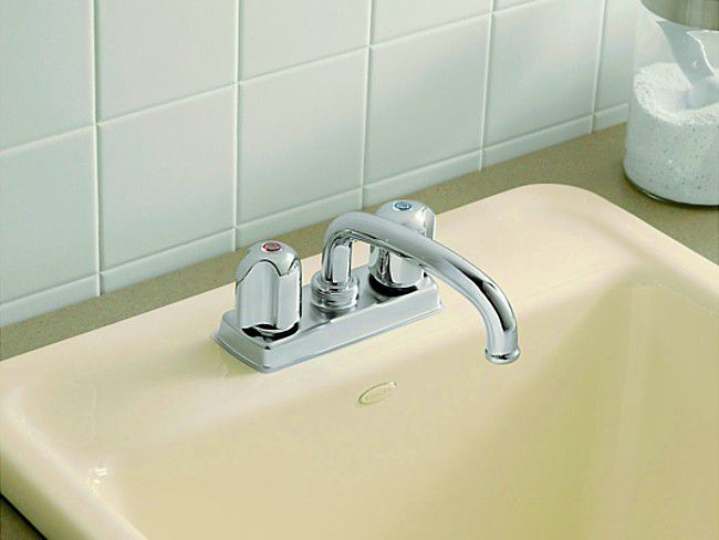 compression faucet