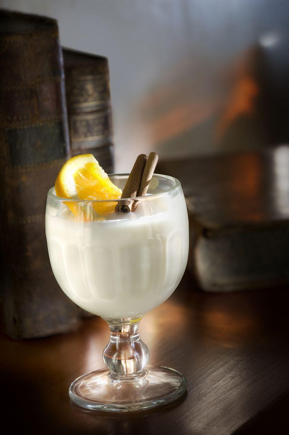 Milk & Honey Cocktail - Benedictine Liqueur