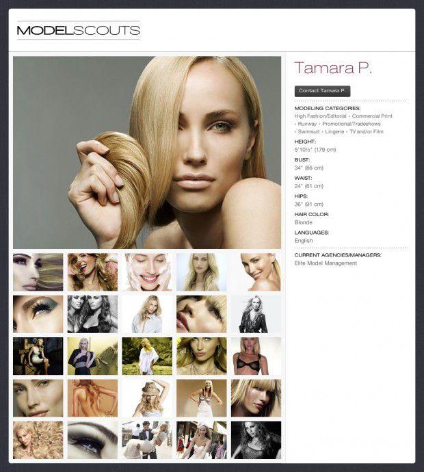 International Exposure to Modeling Agencies Worldwide