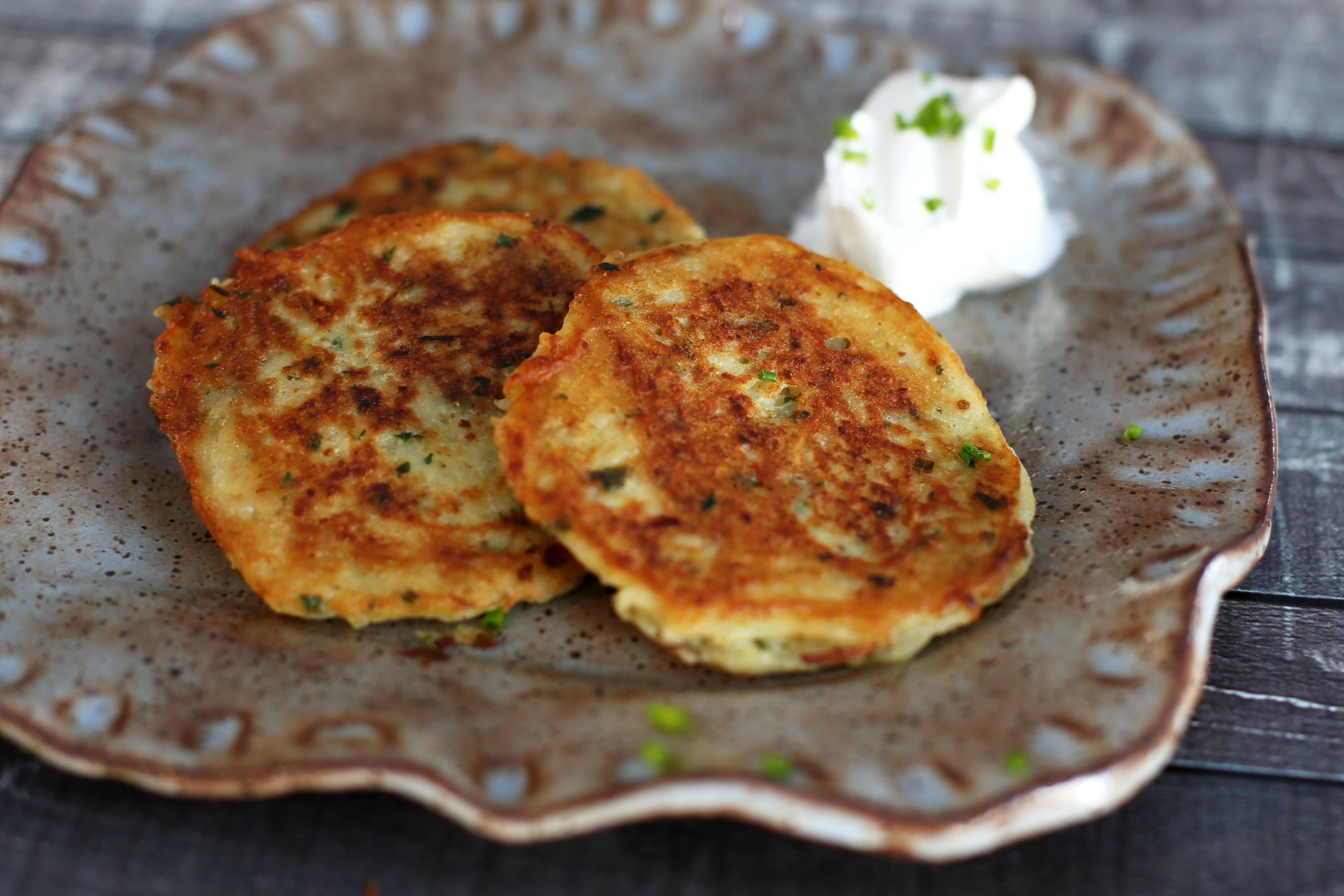 Polish Potato Pancakes Recipe from Gwizdaly Village