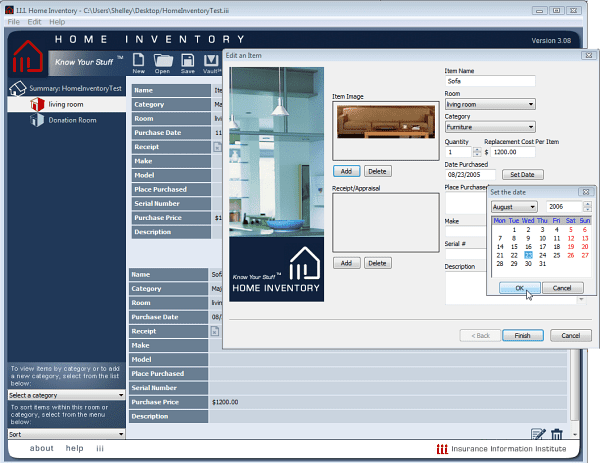 home pantry inventory software