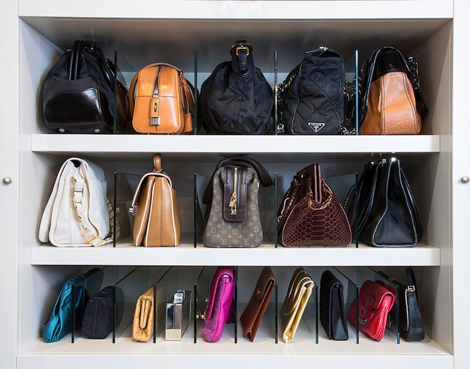 Wouldn't it be nice to like a purse and have it appear in ... |Purse Big Closets