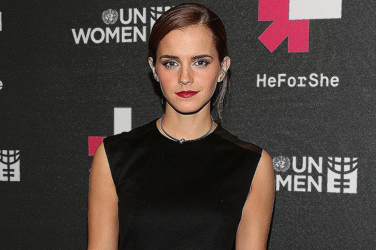 Feminist activist Emma Watson launched the HeForShe UN campaign in 2014