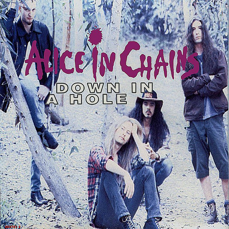 Alice in Chains Down in a Hole