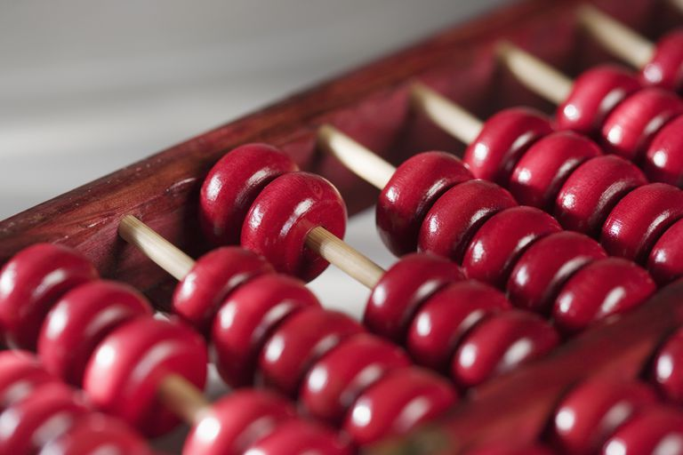 Is an abacus simple? Jim Farrish's approach is to keep it simple!