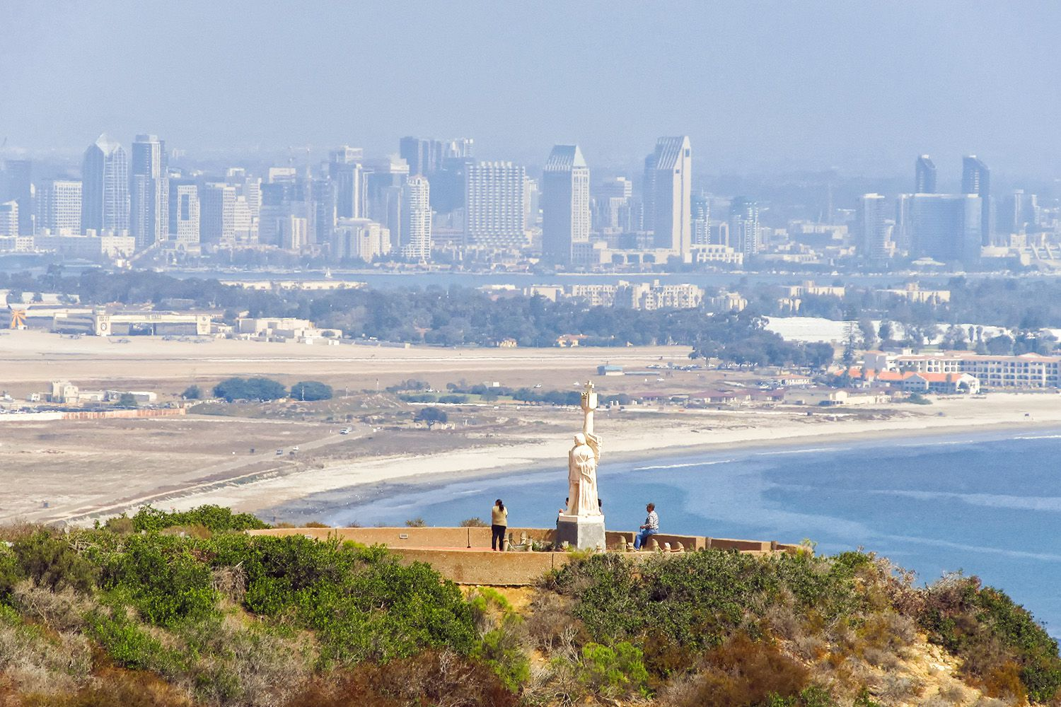 Cabrillo national monument best views in san diego for National motors san diego